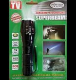 Hofftech Zaklamp superbeam LED, OPRUIMING
