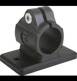 Pan4Gold Sluisbox / Highbanker voetklemstuk  4 stuks  18 of 30mm