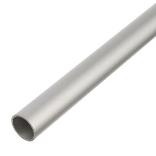 Pan4Gold Aluminium buis 18x2mm lengte 95cm met 4 insteekdoppen passend in een voetklemstuk.