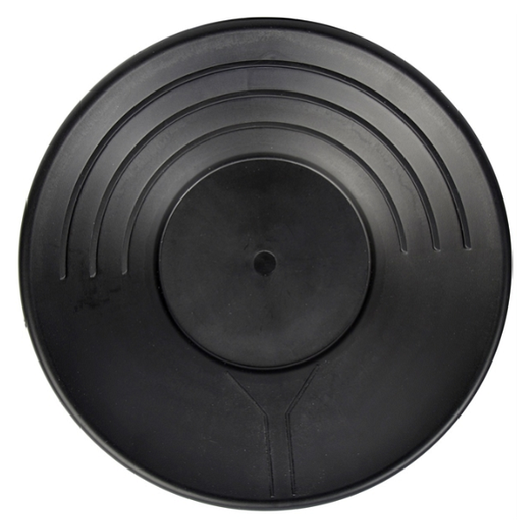 "SONA Sona goudpan 14"" - 35cm zwart"