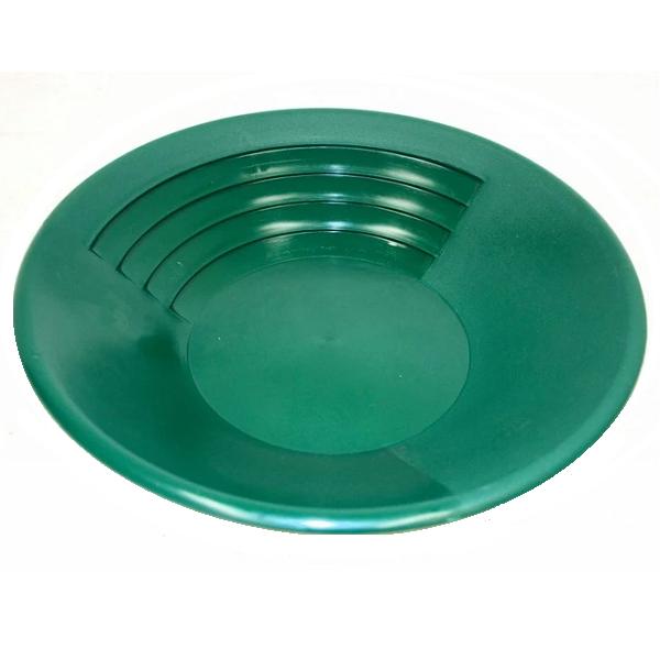 KEENE KEENE SP12 Super Pan 12'' -  30cm groen met bodemrand