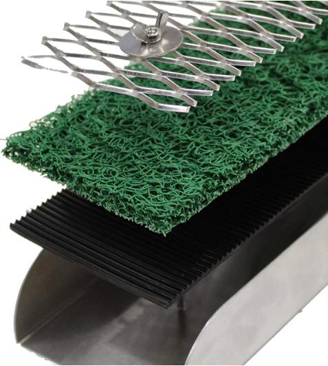 Pan4Gold Sluisbox / Highbanker aluminium goot DIY diverse maten vanaf 21,50euro