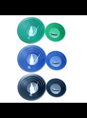 SONA Sona Goudpannen set groen, blauw of zwart 11 delig
