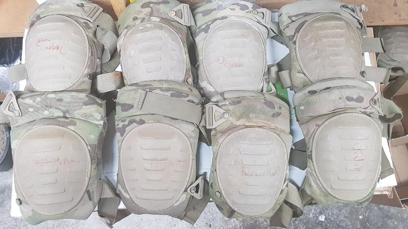 Pan4Gold Kniebeschermers US Army 1 paar