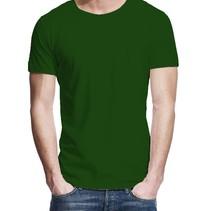 T-shirt mos groen
