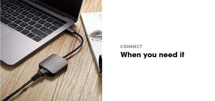 Pepper Jobs TCH-1 USB-C Hub Adapter