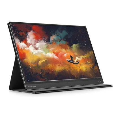 PEPPER JOBS XtendTouch XT1610F (V2) di Pepper Jobs è un monitor touchscreen portatile con batteria integrata da 10800 mAh.