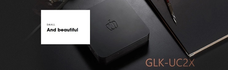 GLK-UC2X is the new mini PC from Pepper Jobs.