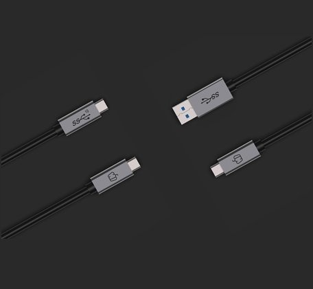 USB-C cables SERIE