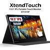 "PEPPER JOBS XtendTouch XT1310F IPS 13,6"" tragbarer Monitor"
