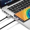 PEPPER JOBS A2C1M USB-A naar USB-C-kabel 1m/3,3ft