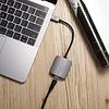 PEPPER JOBS TCH-1 USB-C 3.1 naar Gigabit Ethernetadapter.