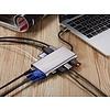 PEPPER JOBS TCH-11 è un hub/adattatore multiporta USB-C 11 in 1.
