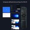 PEPPER JOBS W10 GYRO QWERTY Smart Remote