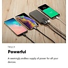 PEPPER JOBS PD18W10P is the latest generation of power bank (10,000mAh)equiped with a USB-C PD input/output port.