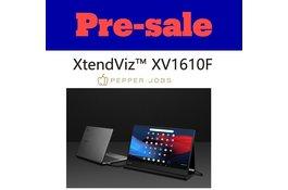 XtendViz XV1610F VERZENDING VOORVERKOOP EERSTE WEEK VAN OKTOBER 2020
