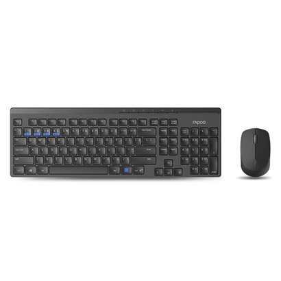 Rapoo 8100M multi-mode keyboard & mouse