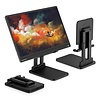 PEPPER JOBS SSS-T6 Supporto Solido e Stabile per monitor