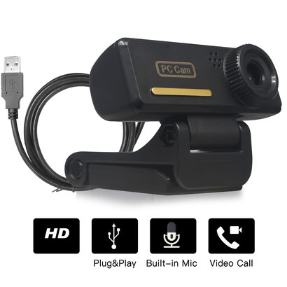 Smart Import Solutions Webcam HD met microfoon