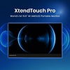 PEPPER JOBS XtendTouch Pro 4K AMOLED touchscreen monitor