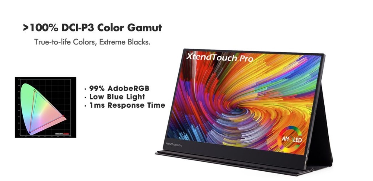 XtendTouch Pro promo video