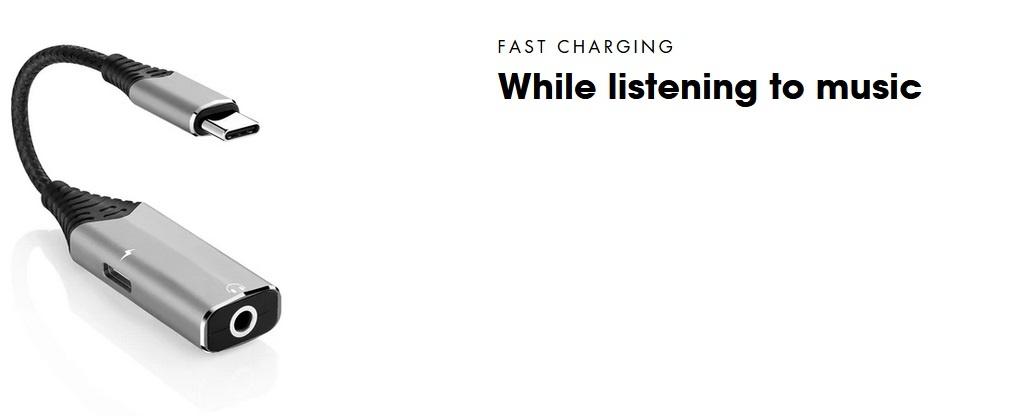 C2PDA PLUS USB-C ad Adattatore audio | PEPPER JOBS EU