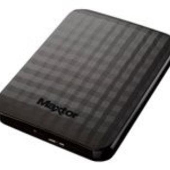 "Maxtor Maxtor HDex 2.5"" USB3 1TB M3 Portable black"