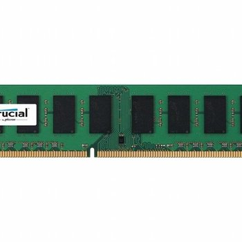 Crucial 8GB DDR3/1600 (Low volt.)