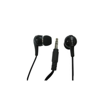 Ewent EW3584 Zwart Intraauraal In-ear koptelefoon