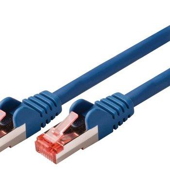 OEM Valueline VLCP85221L15 1.5m Cat6 S/FTP (S-STP) Blauw netwerkkabel