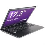"Terra MOBILE 1715V / 17,3"" / i7-8550U / 16GB / 500GB / W10Pro / GeForce-MX150"