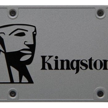 "Kingston Technology UV500 120 GB SATA III 2.5"""