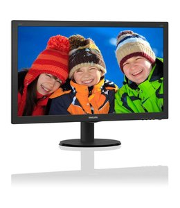 Philips LCD-monitor met SmartControl Lite 240V5QDAB/00