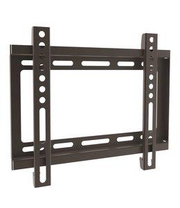 """Ewent EW1501 42"""" Zwart flat panel muur steun"""