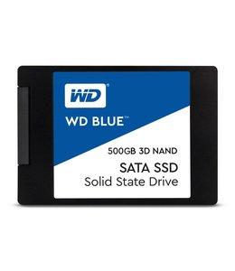 """Western Digital Blue 3D NAND SATA SSD 500GB 500GB 2.5"""" SATA III"""