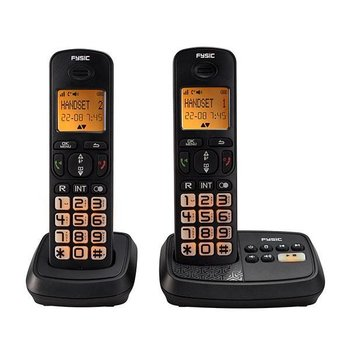 Fysic FX-5525 Senioren DECT telefoon twin met beantwoorder