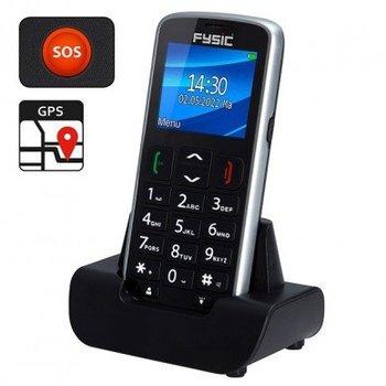 Fysic FM-7950 GPS Senioren mobiele telefoon met GPS