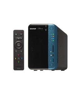 Qnap QNAP TS-253B NAS Toren Ethernet LAN Zwart