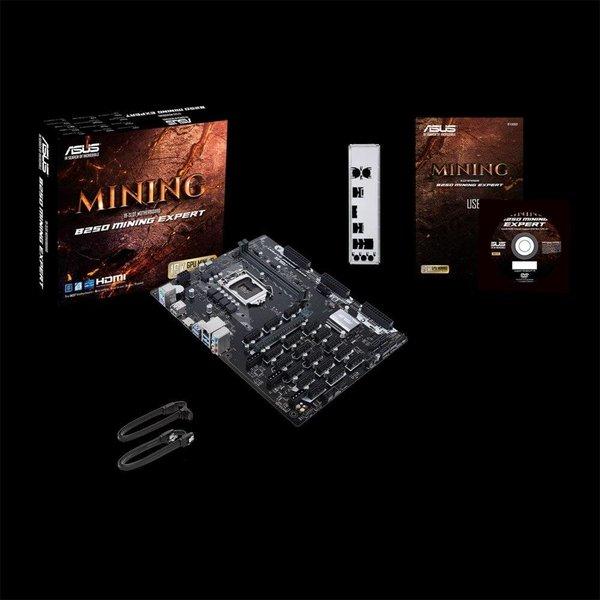 Asus MB  B250 Mining Expert / 1151 / ATX / B250