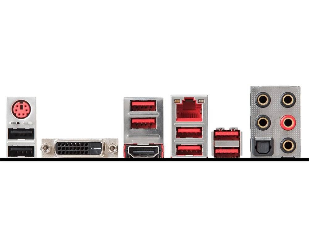 MSI MB X470 Gaming Plus / Am4 / ATX / X470 / 4x DDR4 / HDMI - besto