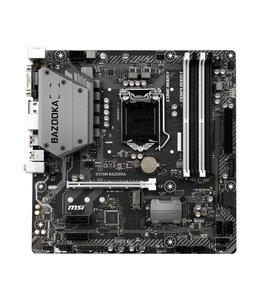 MSI H370M BAZOOKA Intel H370 LGA 1151 (Socket H4) Micro ATX