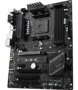 MSI B350 PC MATE Socket AM4 AMD B350 ATX