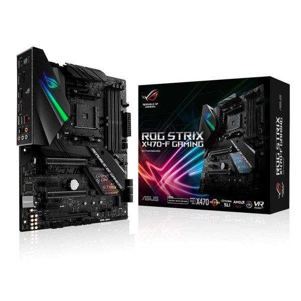 Asus MB  STRIX X470-F Gaming / AM4 / DP / HDMI