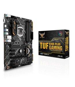 Asus ASUS TUF B360-PLUS GAMING Intel® B360 LGA 1151 (Socket H4) ATX