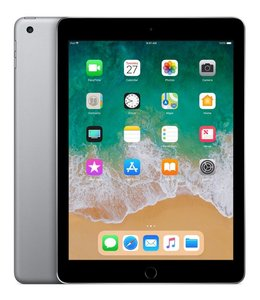 Apple iPad 2018 9,7'' Tablet 32GB WIFI - Spacegrey