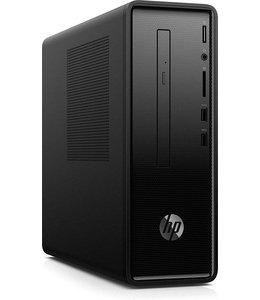 Hewlett Packard HP Slimeline Deskt. 290 / i3-8100 / 8GB / 256GB / DVD / W10