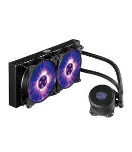 CoolerMaster Cooler Master MasterLiquid ML240L RGB Processor water & freon koeler