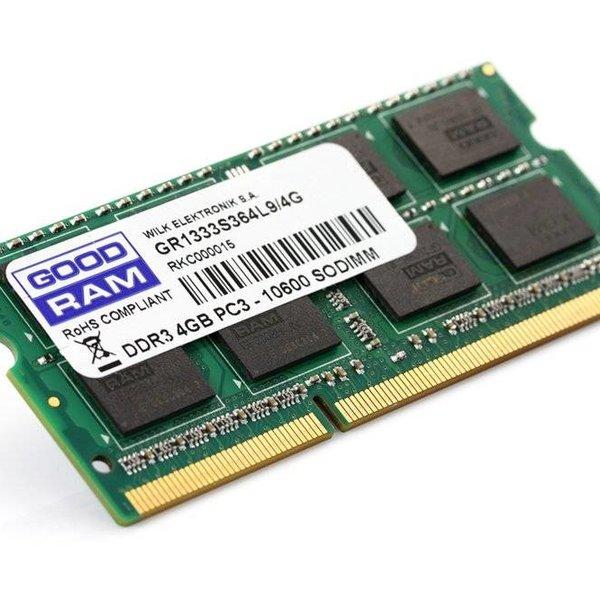 Goodram MEM  4096MB ( 4GB ) DDR3/1600 Notebook