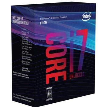 Intel Core i7-8700K processor 3,7 GHz Box 12 MB Smart Cache