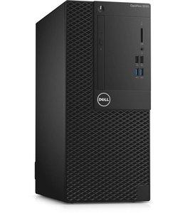 Dell OptiPlex I5-7500 / 4GB / 500GB+256GB SSD / W10